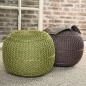 Preview: Pouf Mesh Outdoor Apple