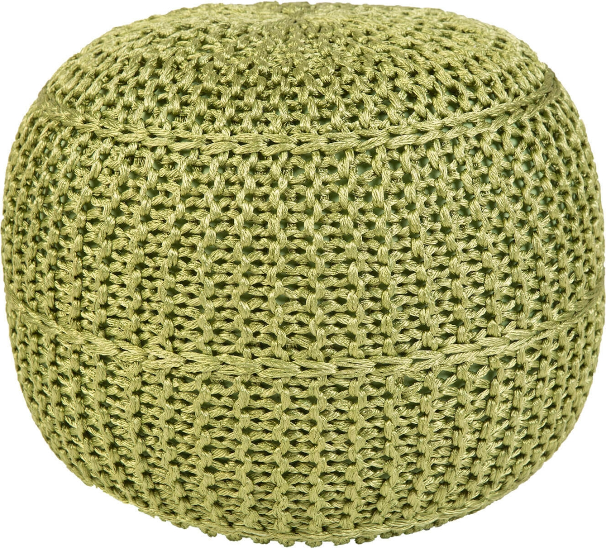 Pouf Mesh Outdoor Apple