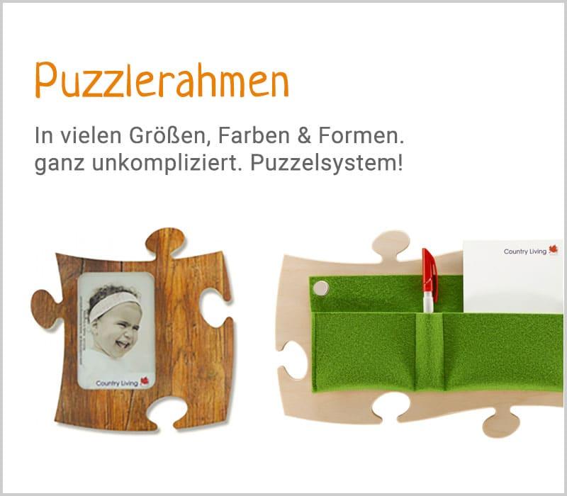 Bilderrahmen Online kaufen, Puzzlerahmen bei Frameland ...